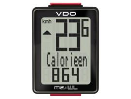 VDO M 2.1 fietscomputer draadloos