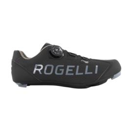 Rogelli AB-410 fietsschoenen race - zwart/grijs