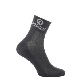Rogelli Coolmax Everyday fietssokken - zwart