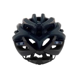 Rogelli Tecta fietshelm race - donkerblauw
