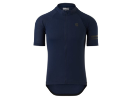 AGU Core fietsshirt korte mouwen - blauw