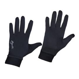 Rogelli Oakland dames hardloop handschoenen - zwart