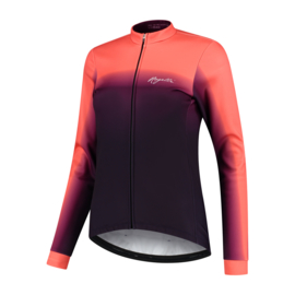 Rogelli Dream dames winter fietsjack - paars/coral