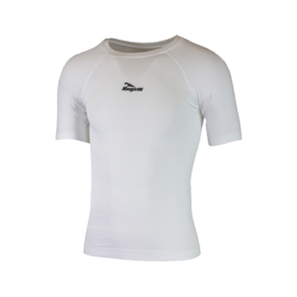 Rogelli Core ondershirt korte mouwen - wit - 2 pack