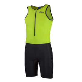 Rogelli Florida kinder triathlon suit - fluor/zwart