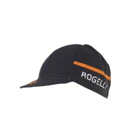 Rogelli Hero fietscap – zwart/oranje
