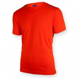 Rogelli Promo hardloopshirt heren korte mouw - oranje
