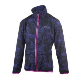 Rogelli Cosmic dames hardloopjack - blauw/roze