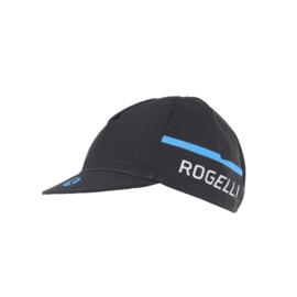 Rogelli Hero fietscap – zwart/blauw