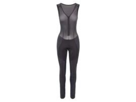 AGU Essential Prime DWR lange dames bibtight - zwart