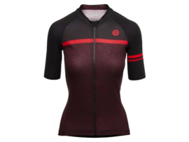 AGU Essential Blend dames fietsshirt korte mouwen - windsor