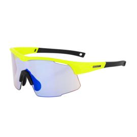 Rogelli Pulse fietsbril - fluorgeel