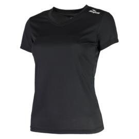 Rogelli Promo dames hardloopshirt - zwart