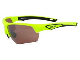 AGU Medina HD fietsbril - fluor