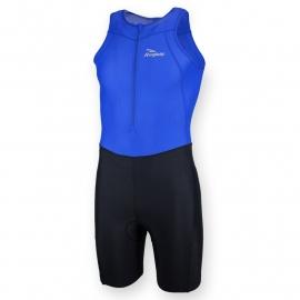 Rogelli kinder triathlon suit - blauw/zwart