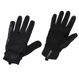 Rogelli Storm dames winter fietshandschoenen - zwart