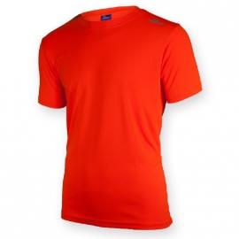 Rogelli hardloopshirt kinderen korte mouw - oranje