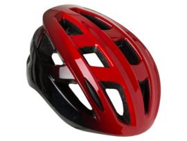AGU Attivo fietshelm race - zwart/rood