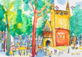 Maastricht - Onze Lieve Vrouwe Plein