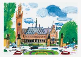 Den Haag - Vredespaleis
