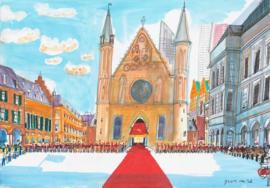 Den Haag - Prinsjesdag