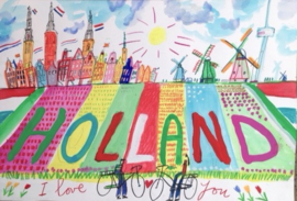 Holland bloembollen