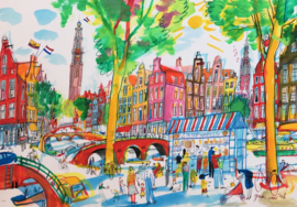 Amsterdam, stroopwafels