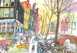 Amsterdam, Bakfiets