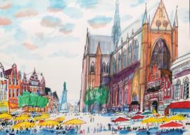Haarlem - Basiliek St. Bavo