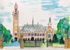 Den Haag - Vredespaleis Carnegieplein 2
