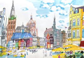 Den Bosch - Grote Markt