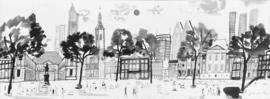 Den Haag - Paleis Noordeinde, Escher Museum en Mauritshuis