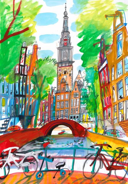 Amsterdam, Montelbaanstoren