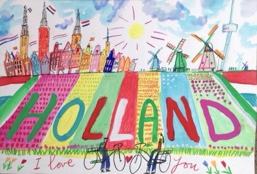 Holland bloembollen