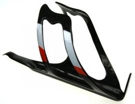 Bidonhouder KTM ABC123 Carbon,Zwart/Wit/Rood