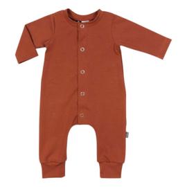 Kleine Baasjes Organic - Baby Jumpsuit Rusty
