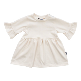 Kleine Baasjes 'WEDDING' - Dress Cream