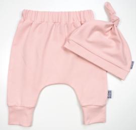 Kleine Baasjes Organic - Harempants Dusty Pink