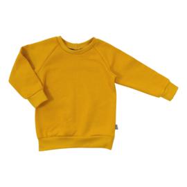 Kleine Baasjes Organic - Raglan Sweater Oker