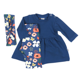 Kleine Baasjes Organic - Dress Blue