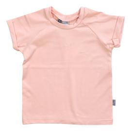 Kleine Baasjes Organic - Raglan Shirt Dusty Pink