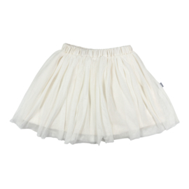 Kleine Baasjes 'PARTY' - Tule Rok Cream