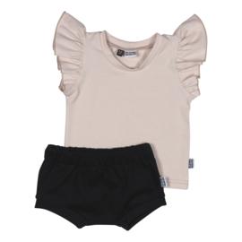 Kleine Baasjes Organic - Baby Shorts Black