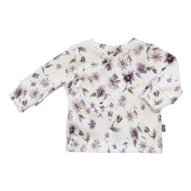 Kleine Baasjes NEWBORN - Overslag Vestje Floral