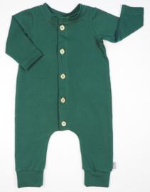 Kleine Baasjes Organic - Baby Jumpsuit Evergreen