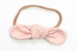 Kleine Baasjes Organic - Haarstrikje Dusty Pink