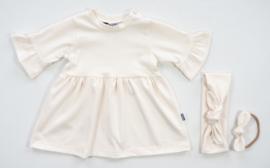 Kleine Baasjes 'WEDDING' - Dress Cream