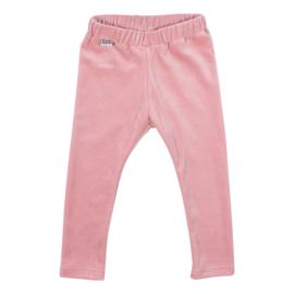 Kleine Baasjes Organic - Legging Velours Pink