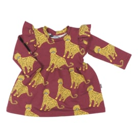Kleine Baasjes Organic - Dress Leopard Wine