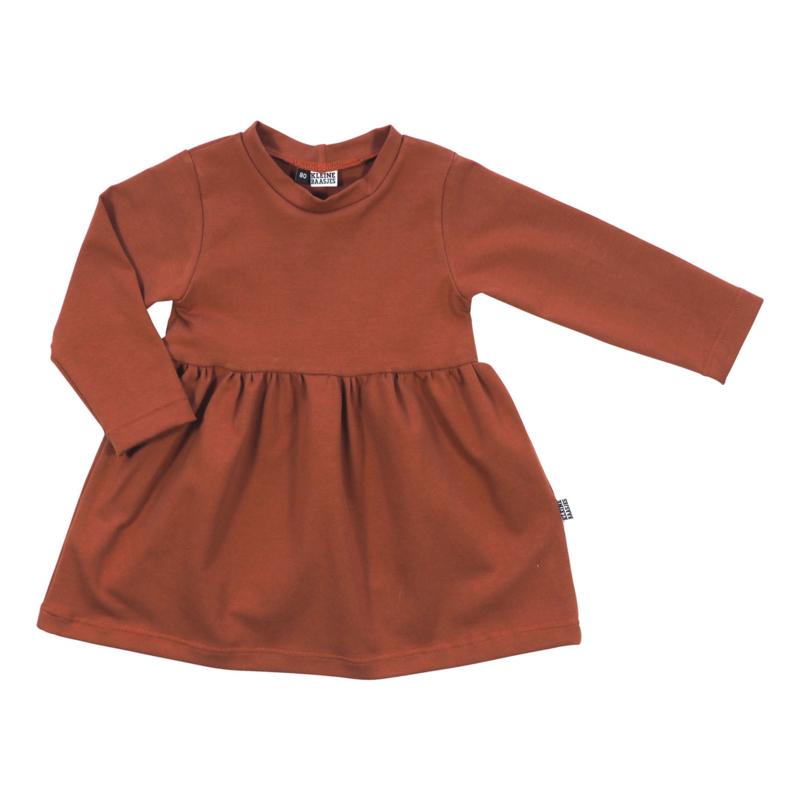 Kleine Baasjes Organic - Dress Rusty